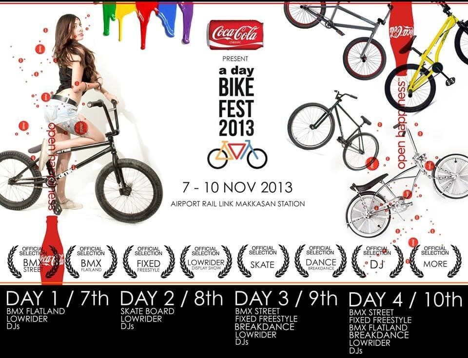 A DAY Bike Fest 2013 big