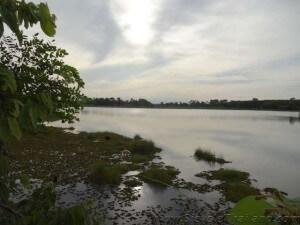 Silky sky near Ban Don Aow