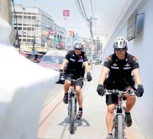 Ayutthaya Police Bike Patrol6