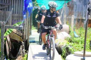 Ayutthaya Police Bike Patrol7