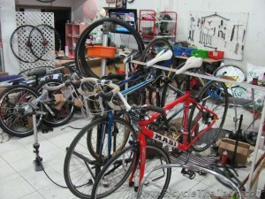 Nikorn Bike inside shopwtmk