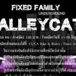Top Pick Event: Fixed Family Underground Alleycat