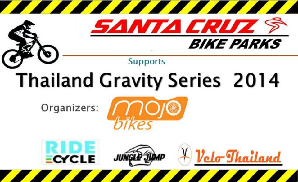 Thailand gravity series 2014 banner
