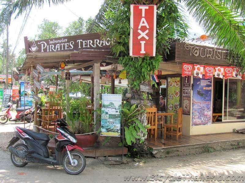 Pirates Terrace Chumphon