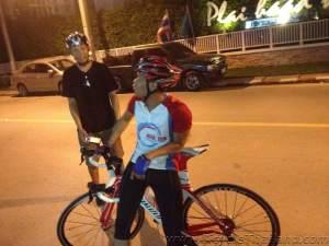 3rd HH Alleycat rider