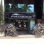 My favorite bicycle shop in Thailand: Pro Bike
