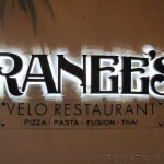 Top Pick Bicycle Touring Restaurant: Ranee's Velo Restaurant in Bangkok