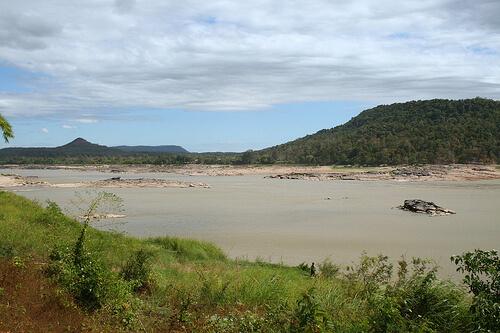 Thailand mekong river
