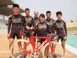 2013 Chiang Mai Track stars