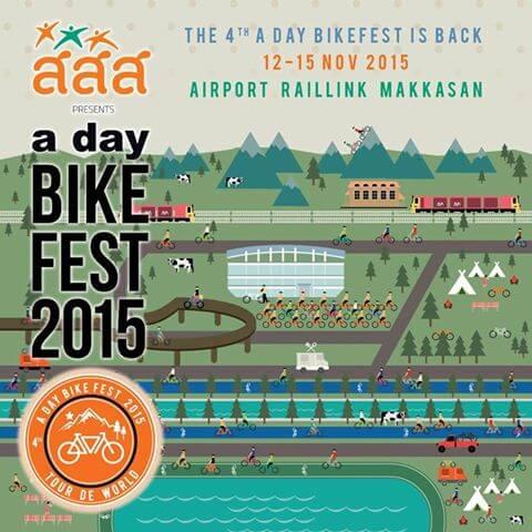 A DAY Bike FEST 2015