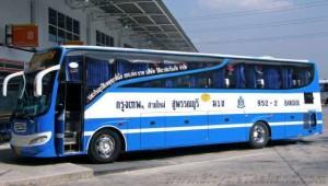 Thailand bus Rot Thamada