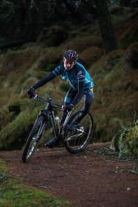 Hilmar Hansen mountain biker Faroe Island