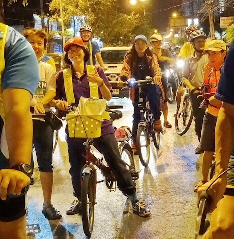 Hat Yai critical mass group photo 3