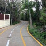 Improved Bicycle Paths in Samut Prakan's Phra Pradaeng District