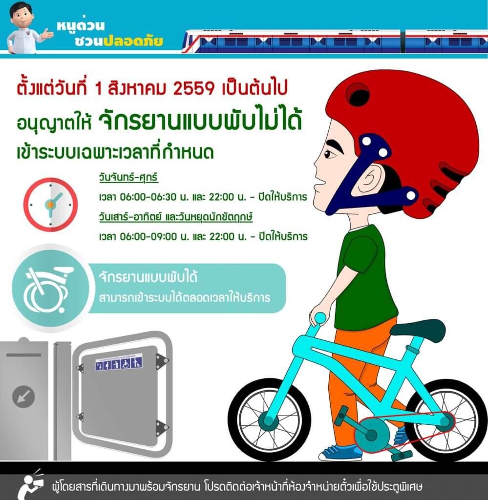 BTS only folding bikes poster