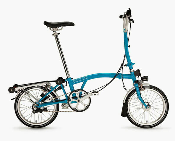 Brompton Brand Bicycles In Thailand Bicycle Thailand