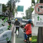 Improvements for Bicycle Lanes in Thailand