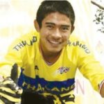 Thai national mountain bike team member dies from injuries sustained in downhill crash while practicing in Suphanburi