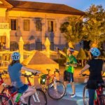 Chiang Mai Night Bike Tour with Grasshopper Adventures