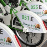 Bicycle Rentals in Bangkok Thailand