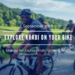Holiday Inn Express – Bicycle friendly hotel in Ao Nang Beach, Krabi